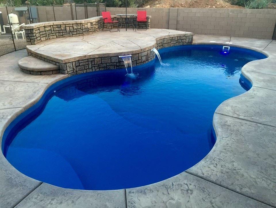 Aaron pools llc in houma san juan pools aaron pools llc for Pool dealers